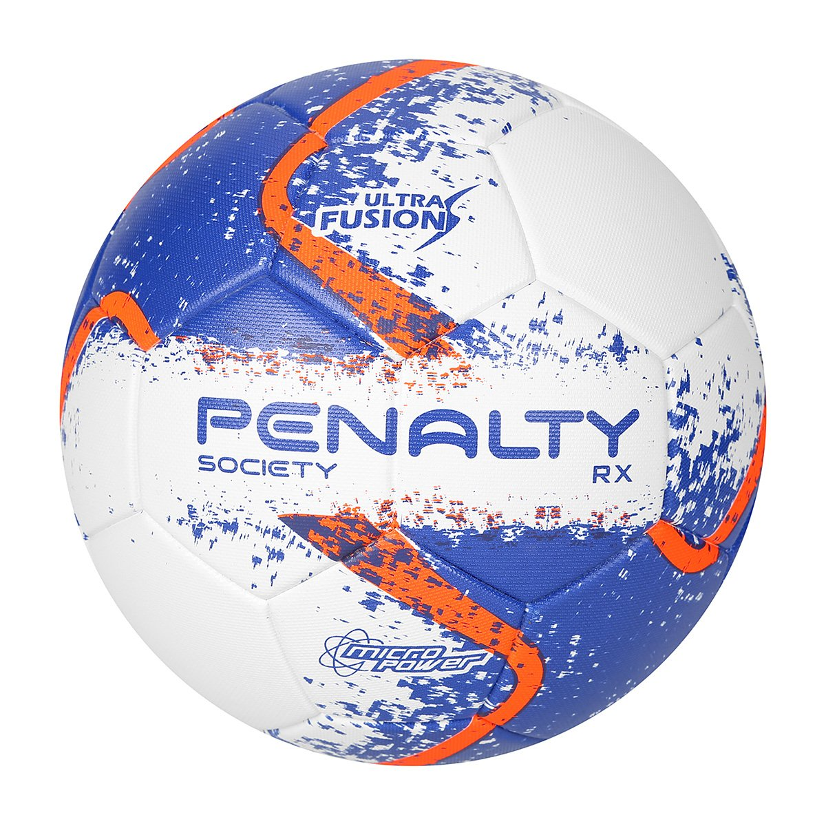 Bola Futebol Society Penalty RX R2 Ultra Fusion 7 - Compre Agora ... befb5f65e236d