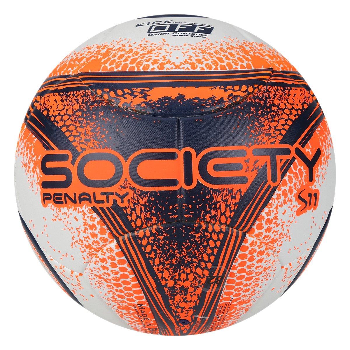 4cfaa8e6e8 Bola Futebol Society Penalty S11 R3 Fusion VIII