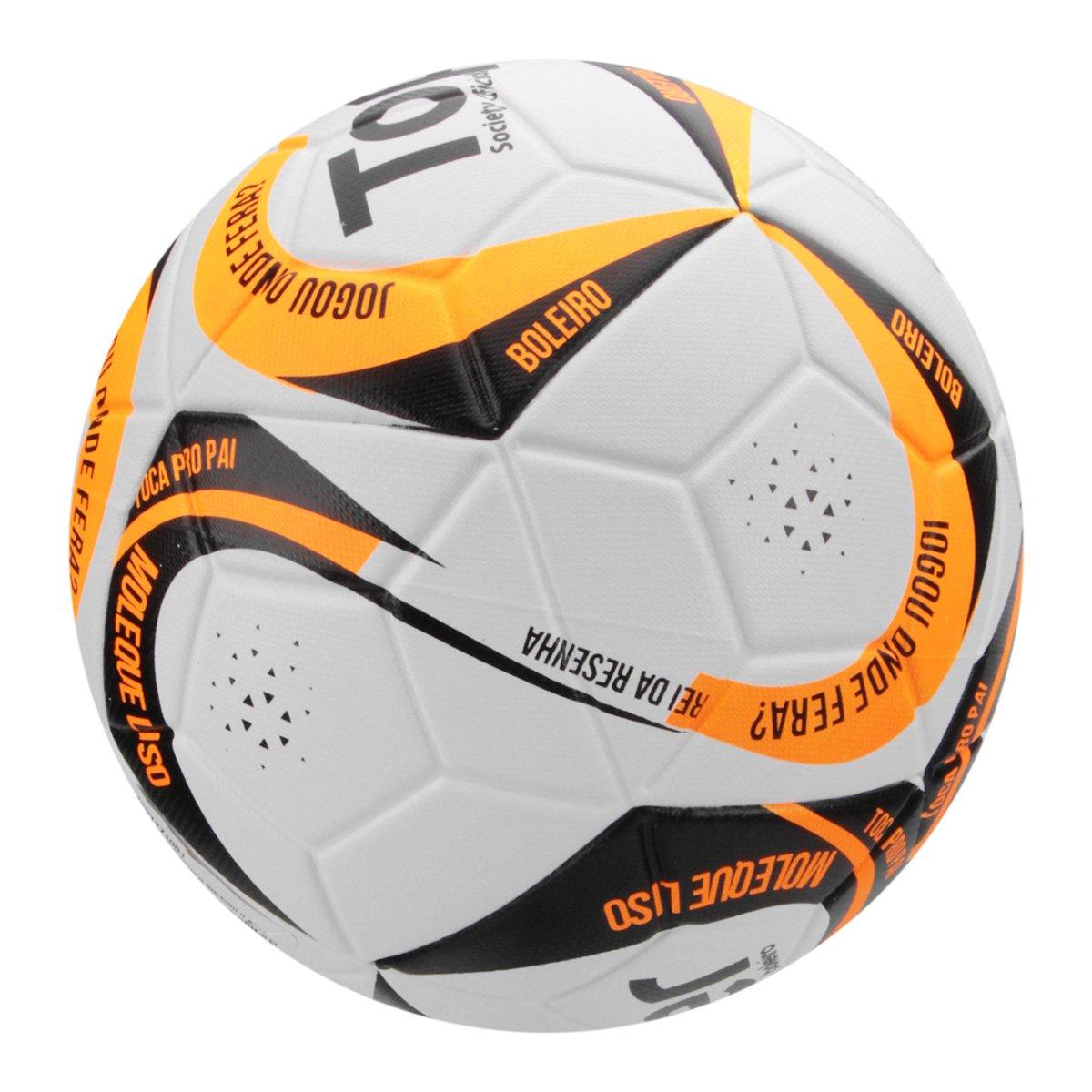 Bola Futebol Society Topper Boleiro  Bola Futebol Society Topper Boleiro e0e72410fd00a