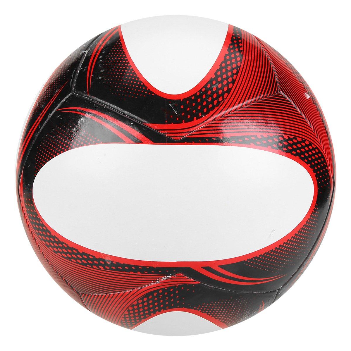 Bola Futebol Society Topper Slick II - Preto e Branco - Compre Agora ... f005bcd840650