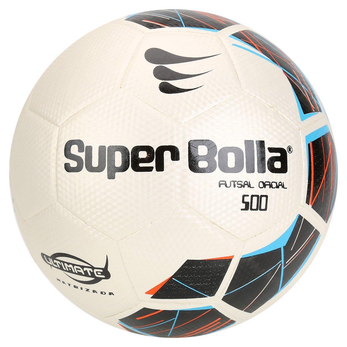 6f26eb96e5 Bola Futebol Super Bolla Ultimate Matrizada 500 Futsal - Compre ...