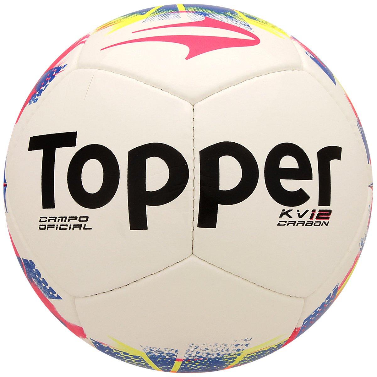 28922ac442 Bola Futebol Topper KV Réplica 2015 Campo - Compre Agora