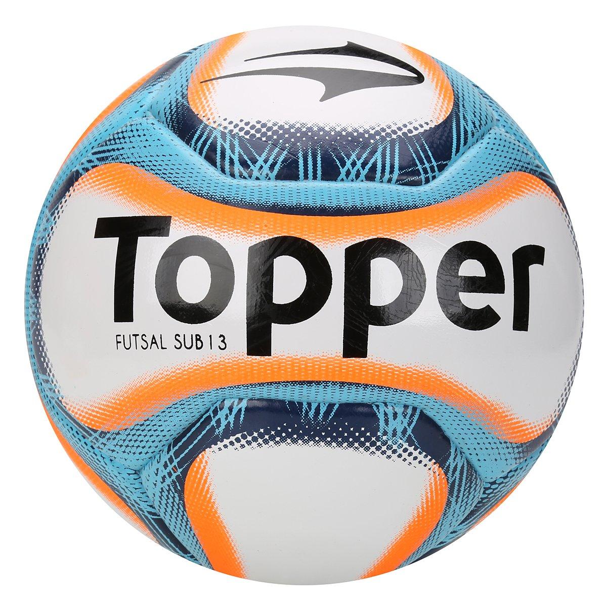 Bola Futebol Topper Sub13 Fusionada Futsal - Compre Agora  a6fd7627208a8