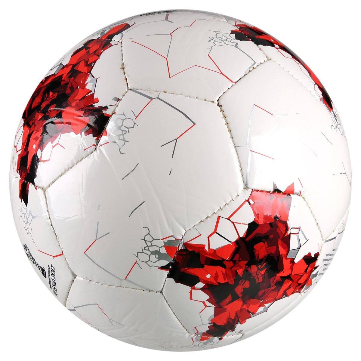 Bola Futsal Adidas Krasava Copa das Confederações 2017 Sala 5x5 ... 428ab7d6068ae