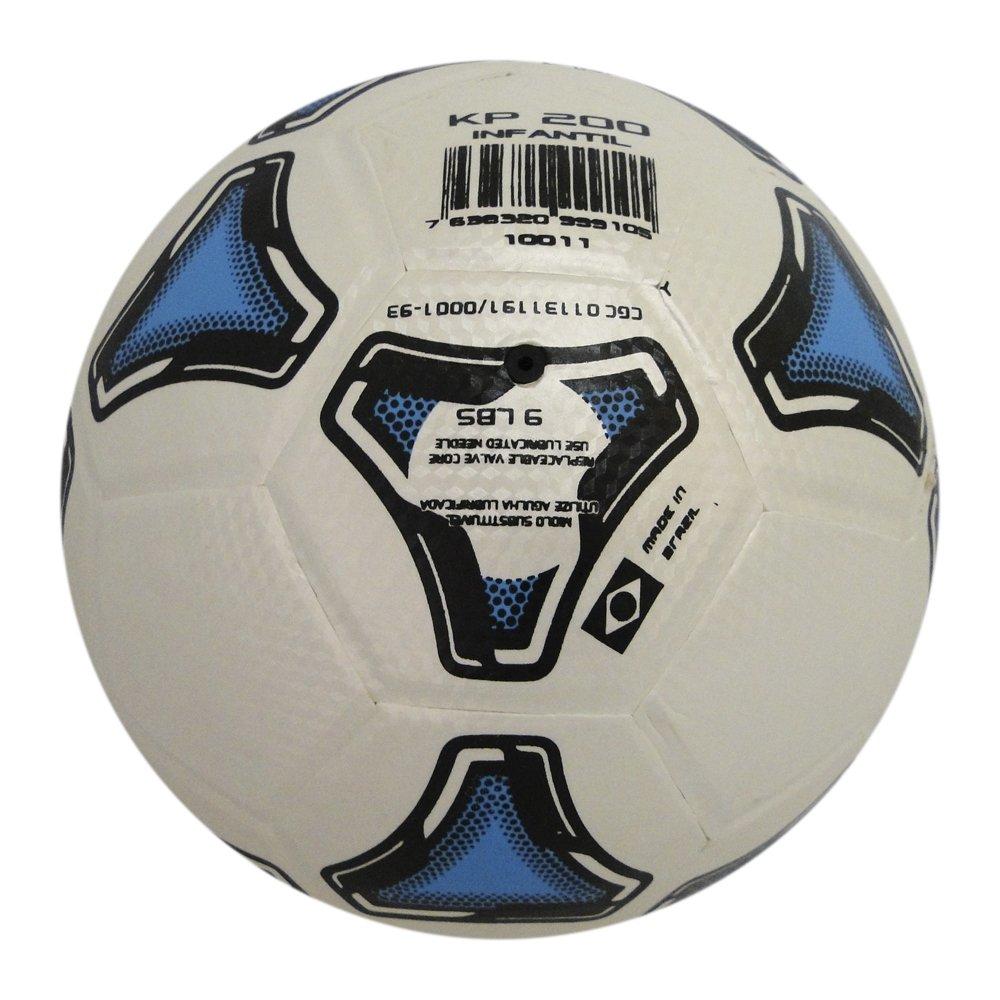 Bola Futsal Keeper 200 - Branco e Azul - Compre Agora  4334bf7cfd33a