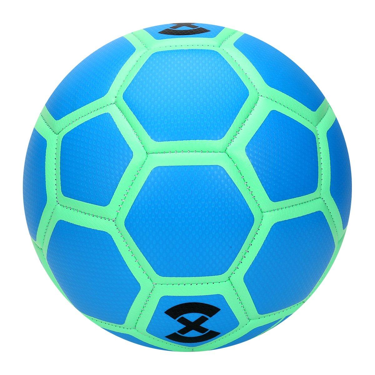 5ce70b4a73 ... Bola Futsal Nike FootballX Menor. Bola Futsal Nike FootballX Menor - Azul  Piscina+Verde