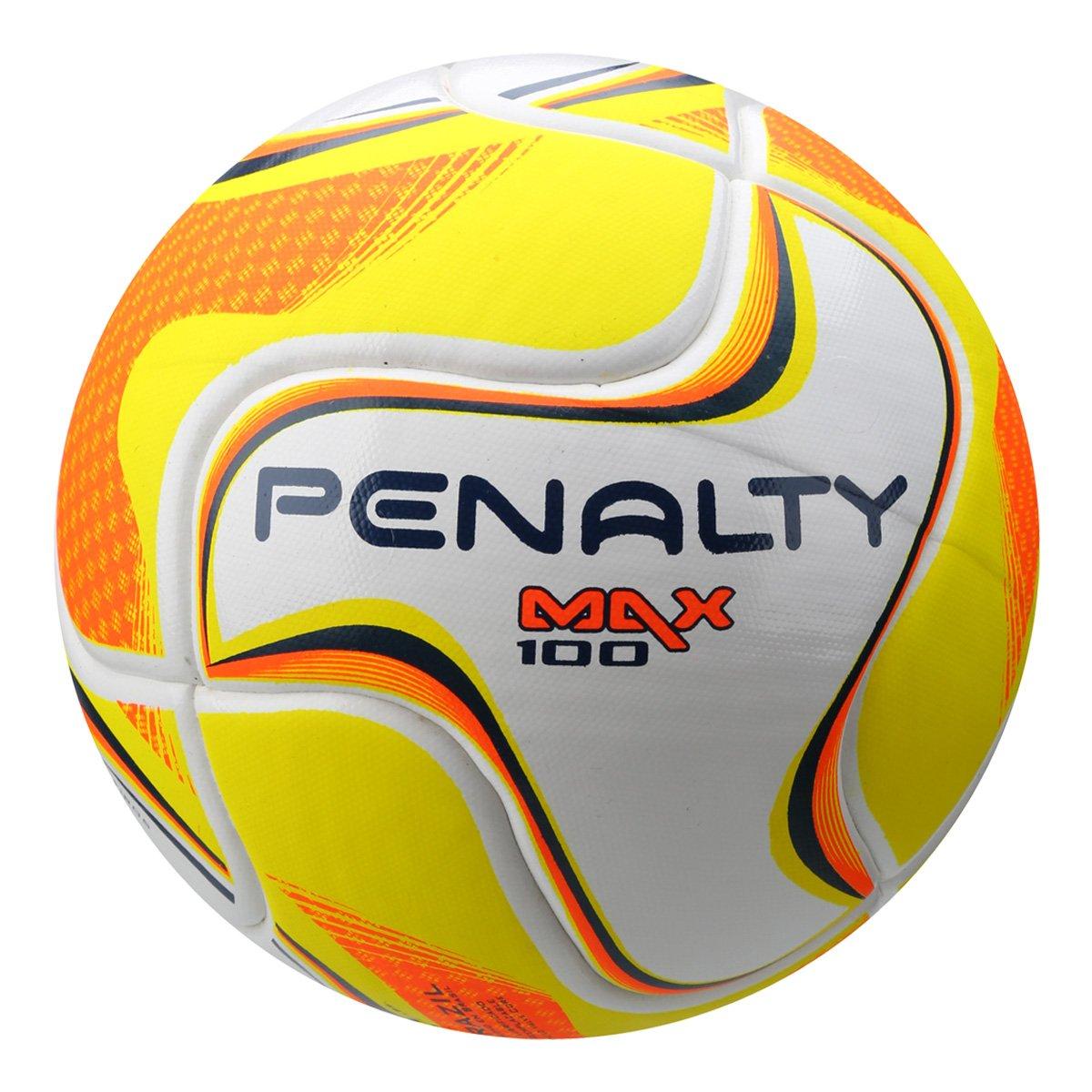 76f605714eaa2 Bola Futsal Penalty Max 100 Term VI - Compre Agora