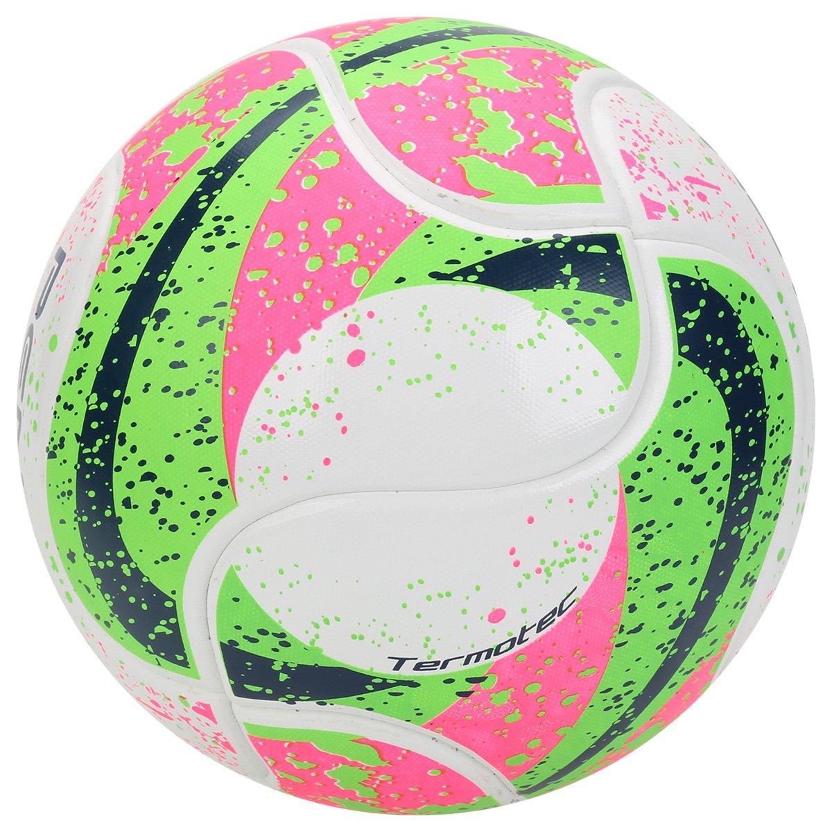... Bola Futsal Penalty Max 500 Termotec 7. Bola Futsal Penalty Max 500  Termotec 7 - Branco+Verde Claro 74b0a972eb059