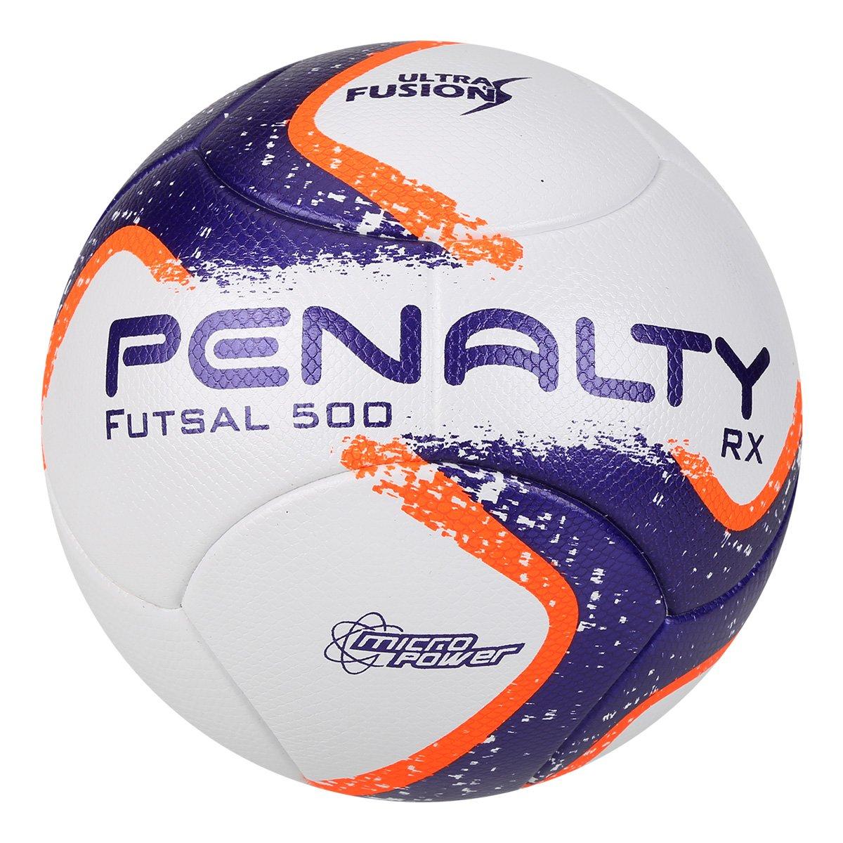 2c84ed24b3 Bola Futsal Penalty RX 500 R1 Fusion VIII