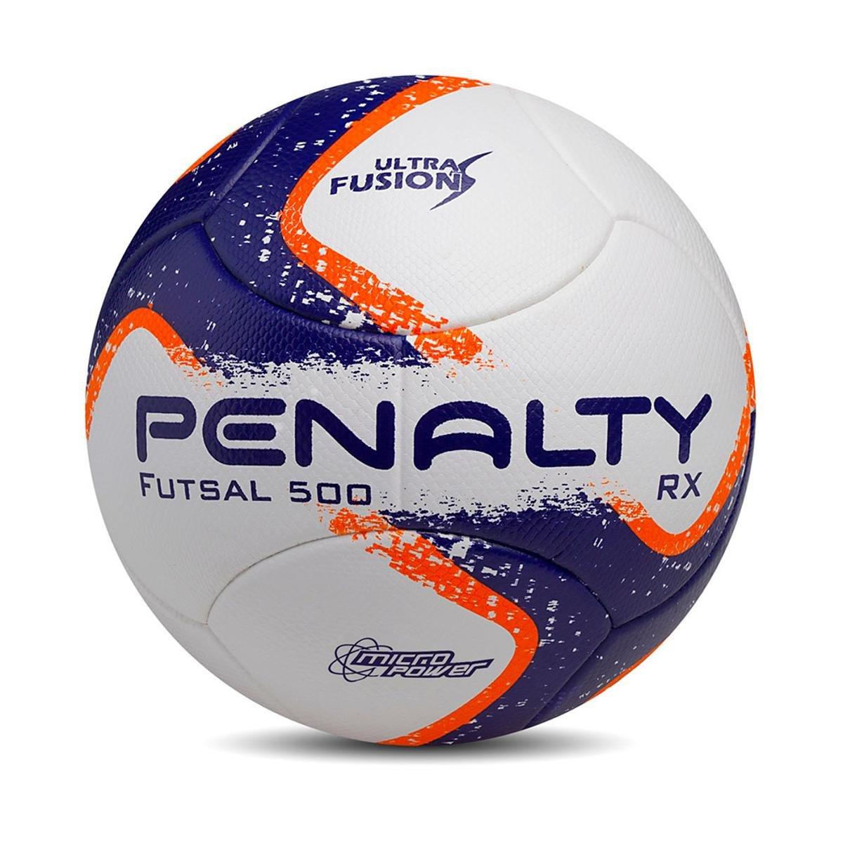 Bola Futsal Penalty Rx500 R1 Fusion VII - Compre Agora  9a54b3461bc05