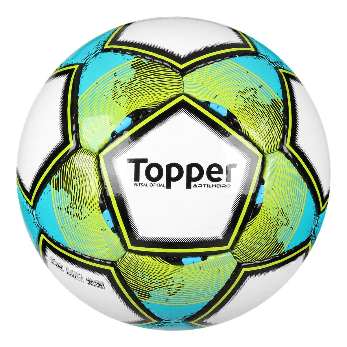 Bola futsal topper artilheiro compre agora netshoes jpg 544x544 Bola  imagens de futebol salao 742444941d2d2