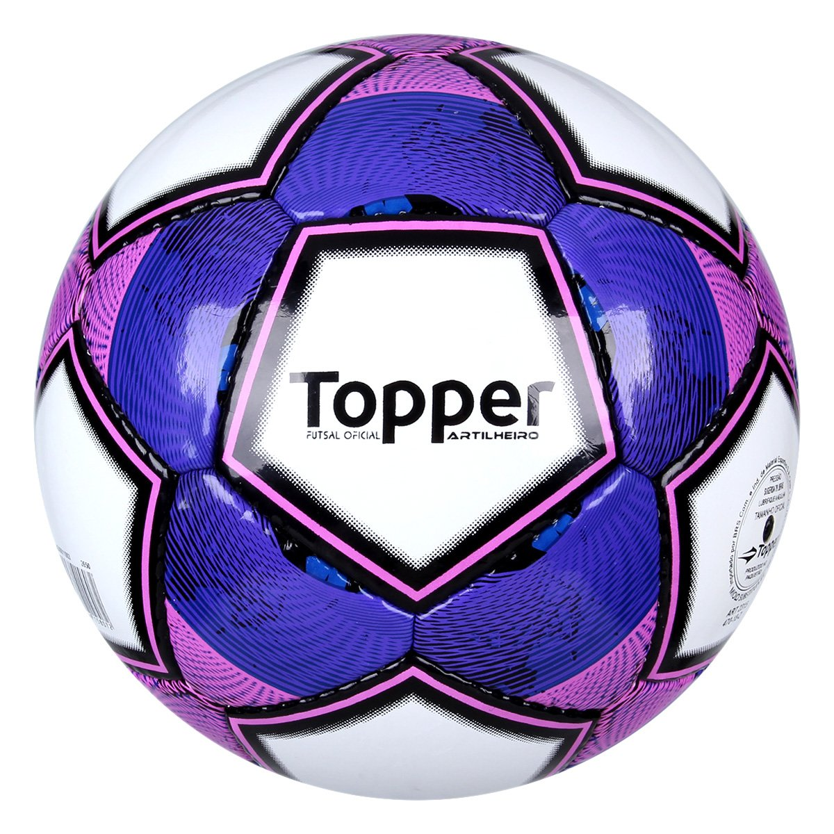 b64693f5bfdc8 Bola Futsal Topper Artilheiro - Compre Agora
