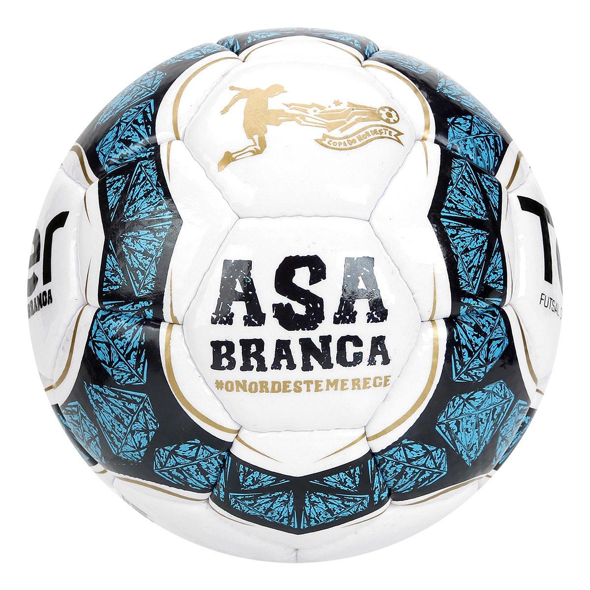 ff423a6ae1ce5 Bola Futsal Topper Asa Branca II - Compre Agora