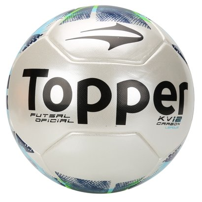Bola Futsal Topper KV Carbon League 2 - Compre Agora  abef09d4f2194