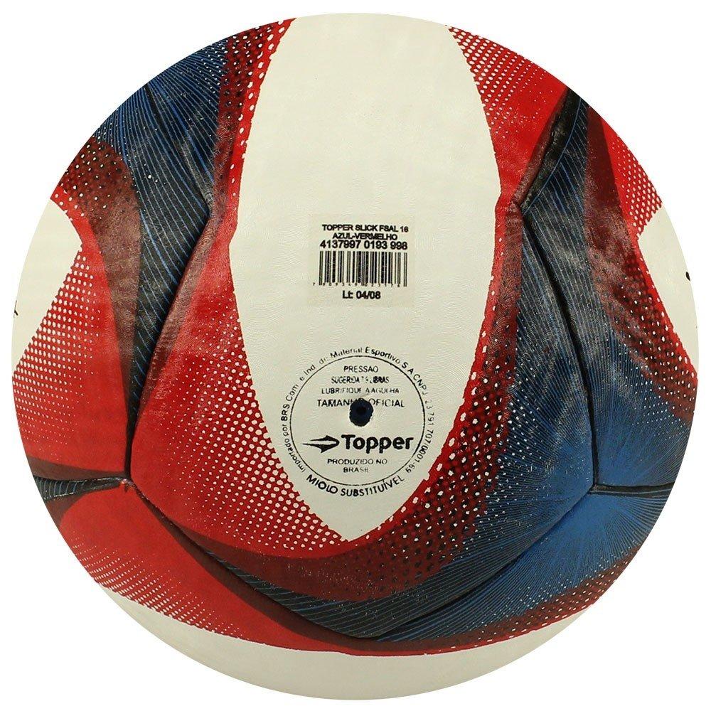 1a76561399 Bola Futsal Topper Slick - Compre Agora