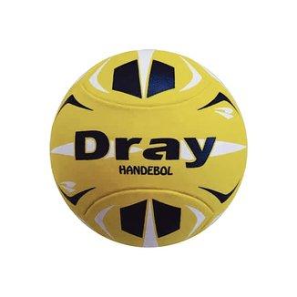 Bola Handebol Hl1 Dray 2452 Amarelo/Marinho UN