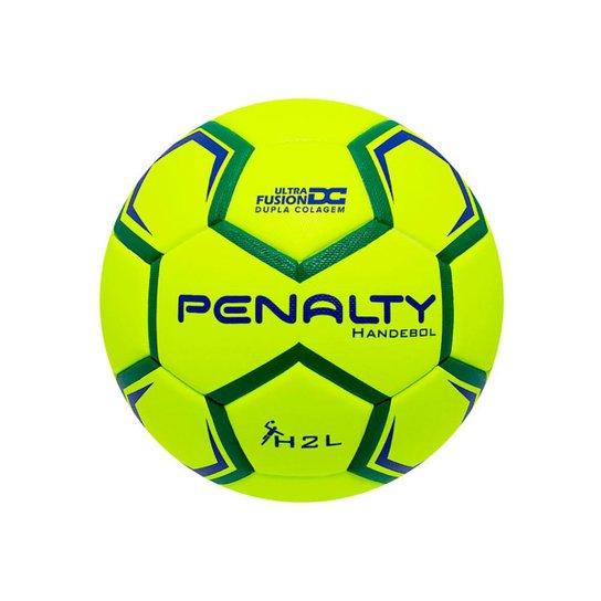 Bola Handebol Penalty H2L Ultra Fusion X - Amarelo+Verde
