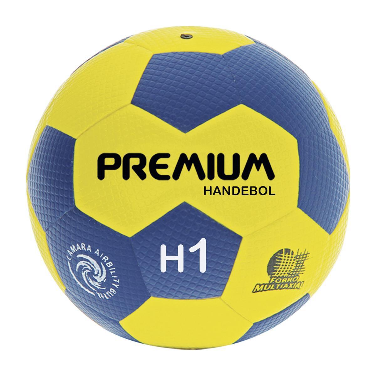 Bola Handebol Premium H1 S C - Compre Agora  a3e92b8154880