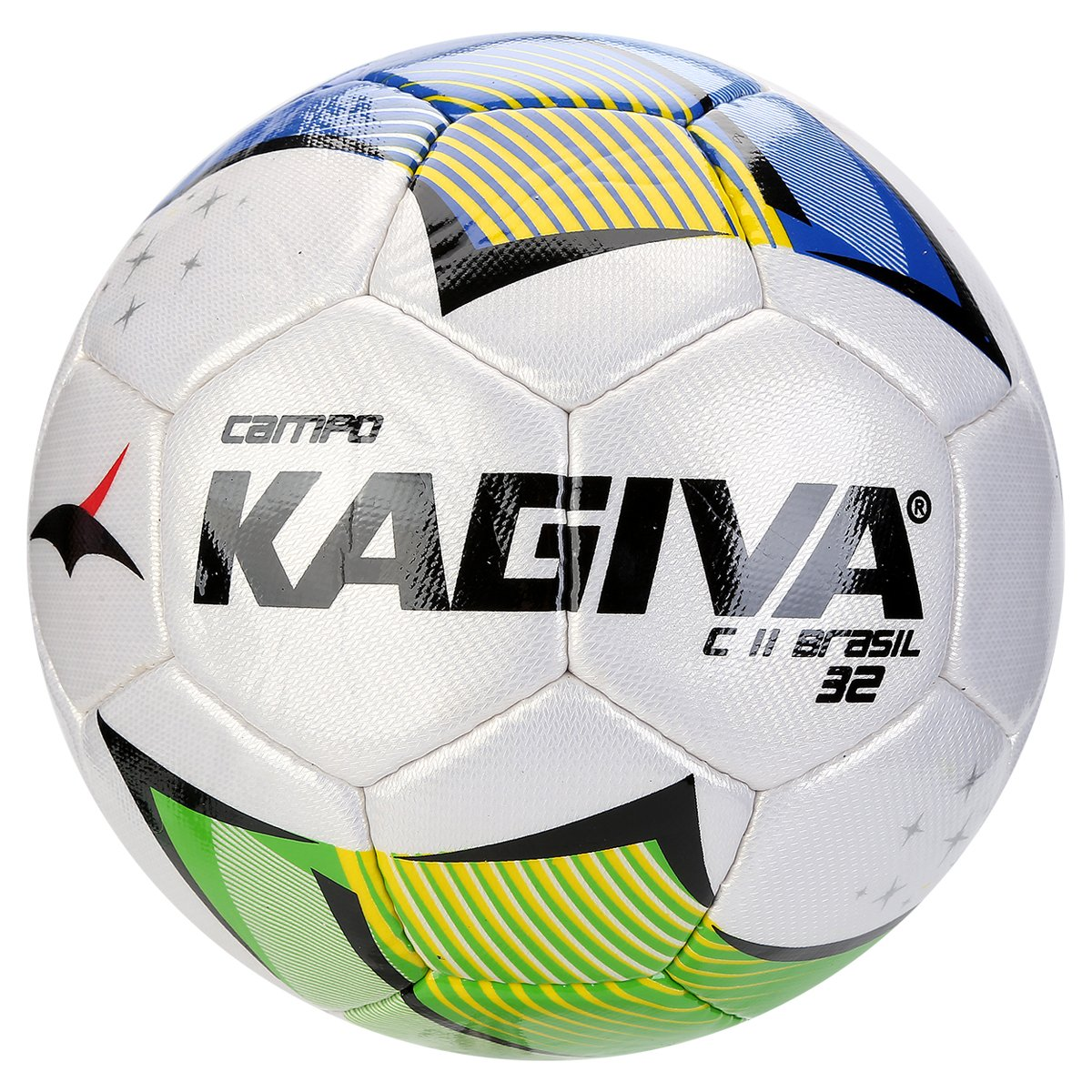 Bola Kagiva C11 Brasil 32 Campo - Compre Agora  99120a9b4f484