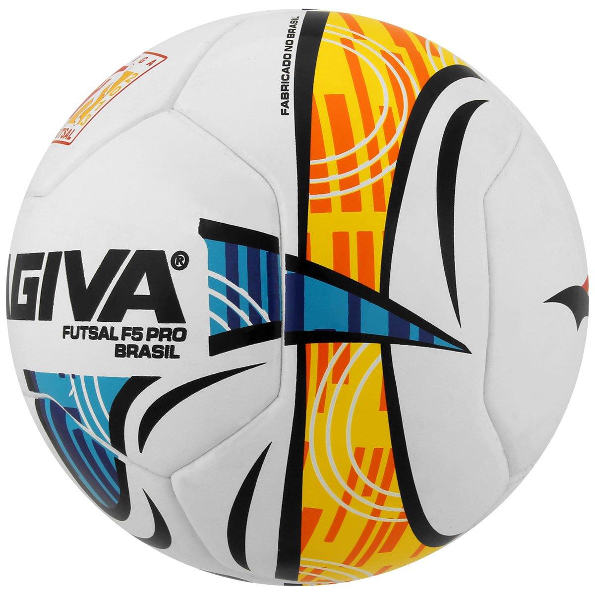 Bola Kagiva F5 Pro FPFS Futsal - Compre Agora  572fba7e4f6a0