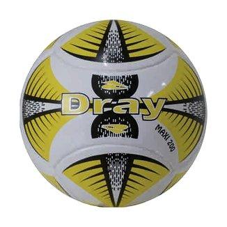 Bola Maxi 200 Dray Futsal 2356 Amarelo/Preto UN