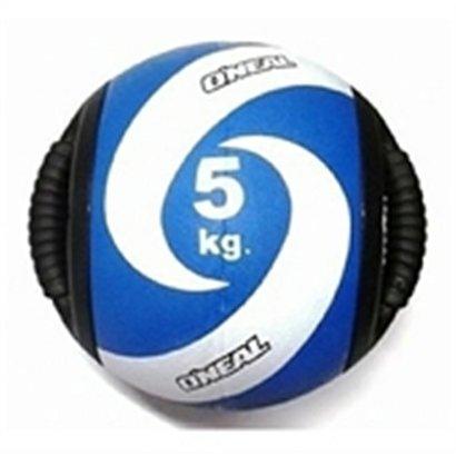 Bola Medicine Ball Com Pegadas O'neal - Unissex
