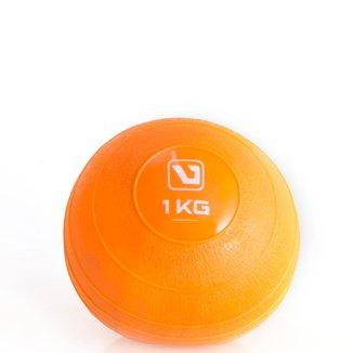 Bola Medicine Ball SOFT Liveup 1 Kg
