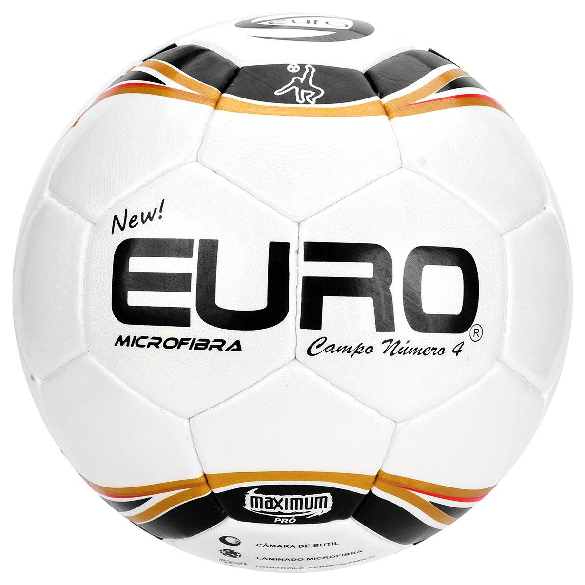 Bola New Euro 4 Campo - Compre Agora  405938a4fe97d