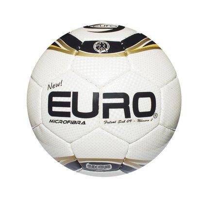Bola New Euro Sports Futsal Sub 9 Iniciação