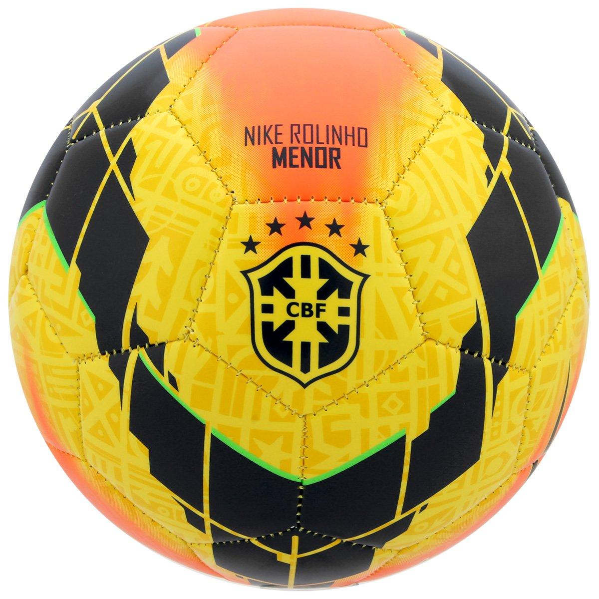 Bola Nike CBF Menor Futsal - Compre Agora  c33552aa04d61