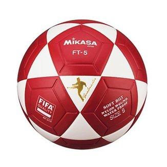 Bola Oficial de Futevôlei FT-5 Padrão FIFA Edição Natalia Guitler Mikasa