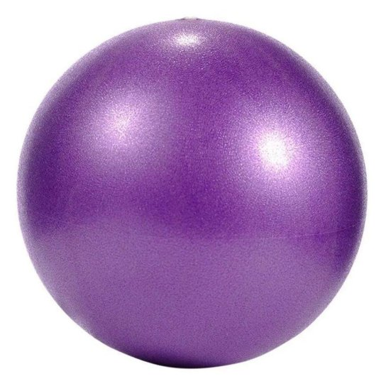 Bola Overball 25CM  YINS YS38119 - Roxo
