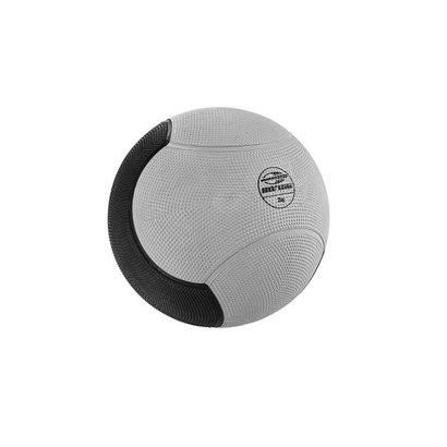 Bola para Ginástica / Medicine Ball Borracha Mormaii 2 Kg - Unissex
