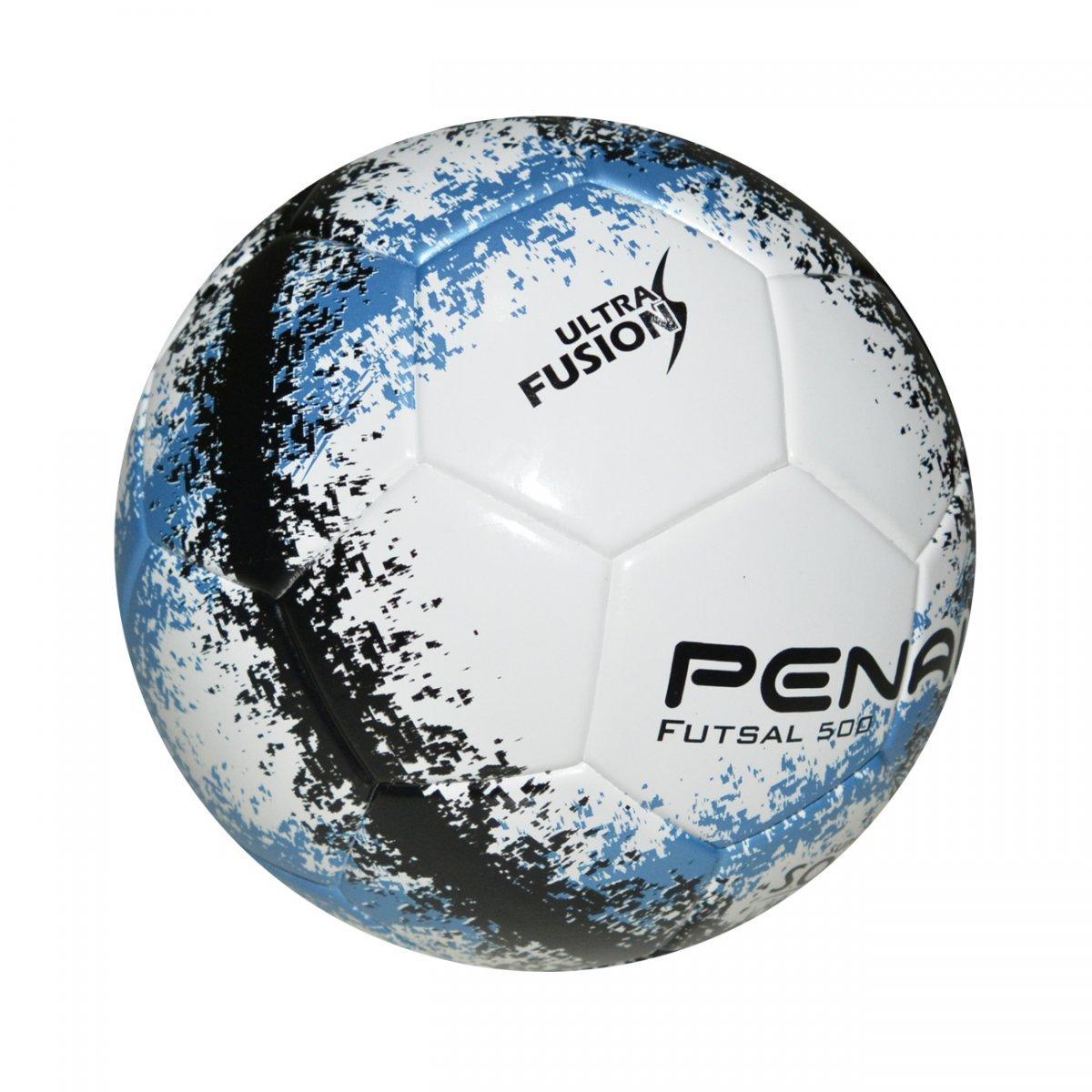 Bola Penalty RX 500 R3 Fusion VIII Futsal - Compre Agora  ae30fa2b13a45