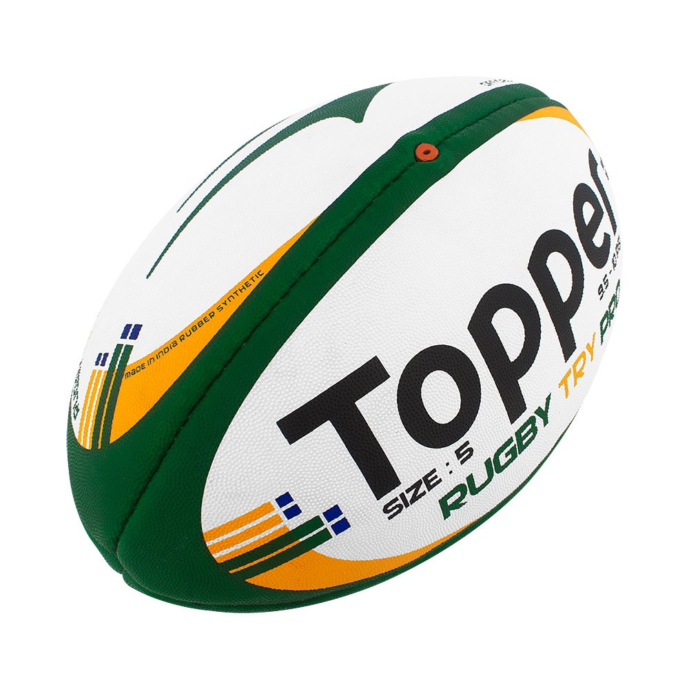 1bbb20c594 Bola Rugby Topper Try Pro 4130765 - Compre Agora