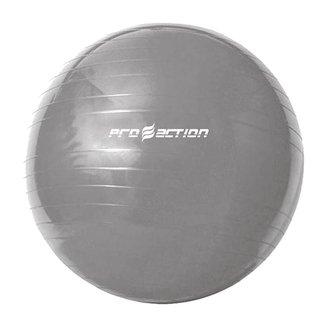 Bola Suiça para Ginástica Proaction com bomba  65cm