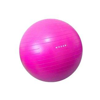 Bola Suiça Pilates Yoga Abdominal Ball 55cm Com Bomba Woder
