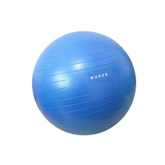 Bola Suiça Pilates Yoga Abdominal Ball 65cm Com Bomba Woder