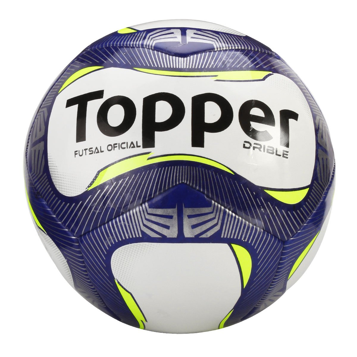 46a2681fe7033 Bola Topper Futsal Drible - Compre Agora