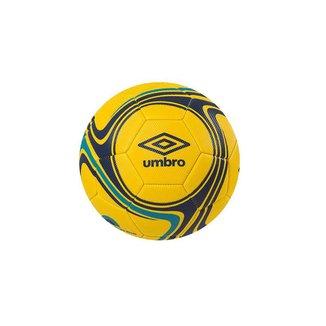 Bola Umbro Futsal Tactic - Amarelo e Azul