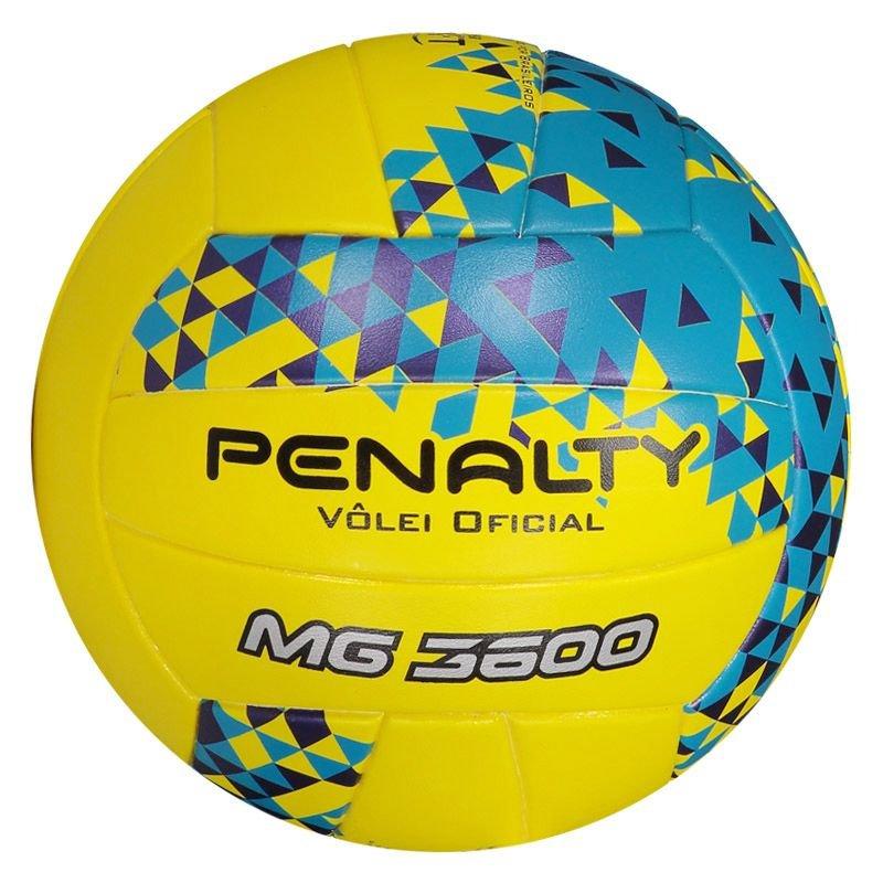 295fd6ece Bola Vôlei 3600 Fusion VIII Penalty