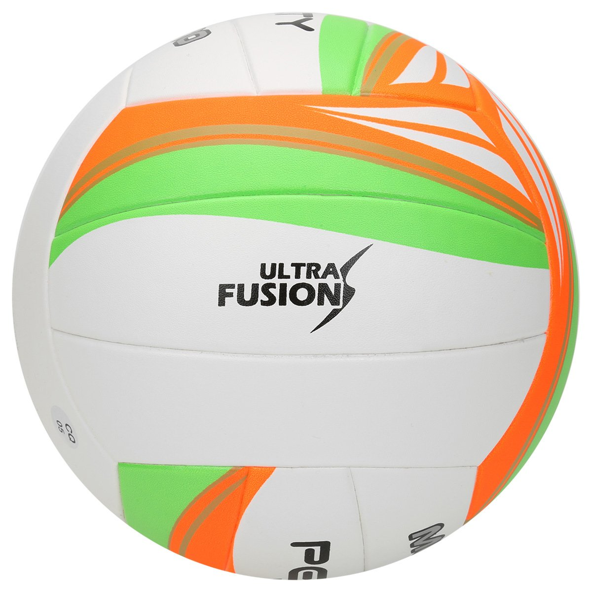Bola Vôlei Penalty MG 2500 Ultra Fusion VII - Branco e Laranja ... b6d163f6105bb
