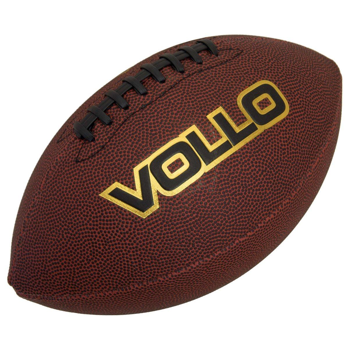 Bola Vollo Sports De Futebol Americano Tamanho Oficial 9 - Marrom ... d16da7978224e