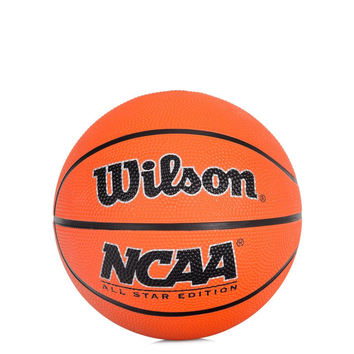 975f683fc1190 Bola Wilson Basquete NCAA Mini 3