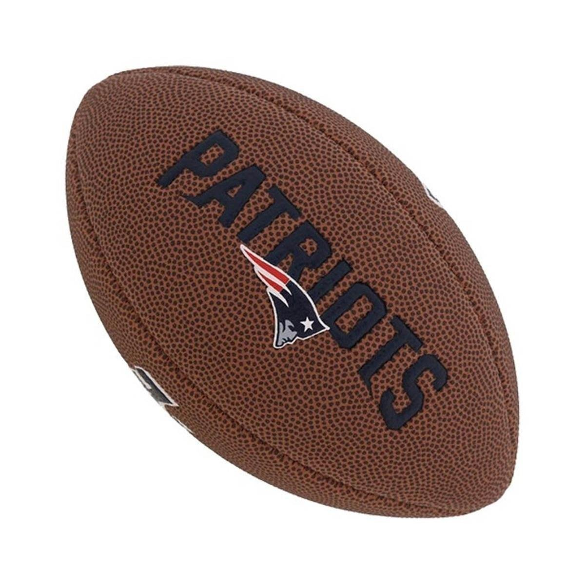 Bola Wilson Futebol Americano NFL Team Pittsburgh Steelers - Marrom ... 8d696f240bf25