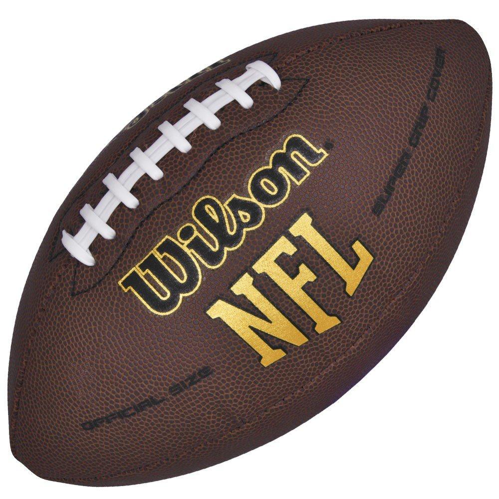 Bola Wilson Futebol Americano Super Grip