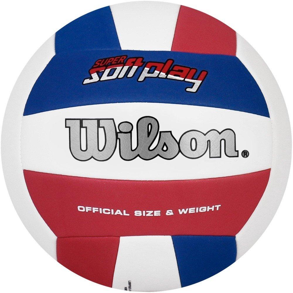 Bola Wilson Vôlei Super Soft Play - Compre Agora  e1ac680fdd0bd