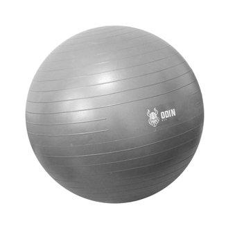 Bola Yoga Suiça Pilates Abdominal Gym Ball 55cm Bomba Grátis Odin Fit