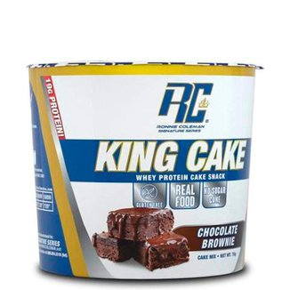 Bolo King Cake 70g - Ronnie Coleman