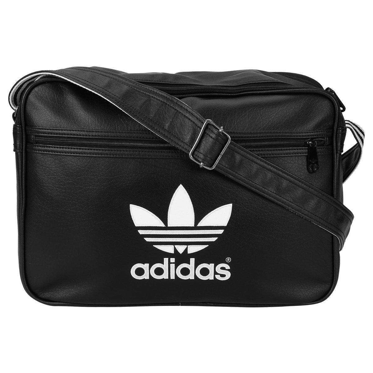 c03e76319 Bolsa Adidas Originals Airliner Adicolor | Netshoes
